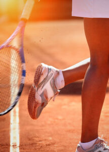 Kauttuan tenniskentät